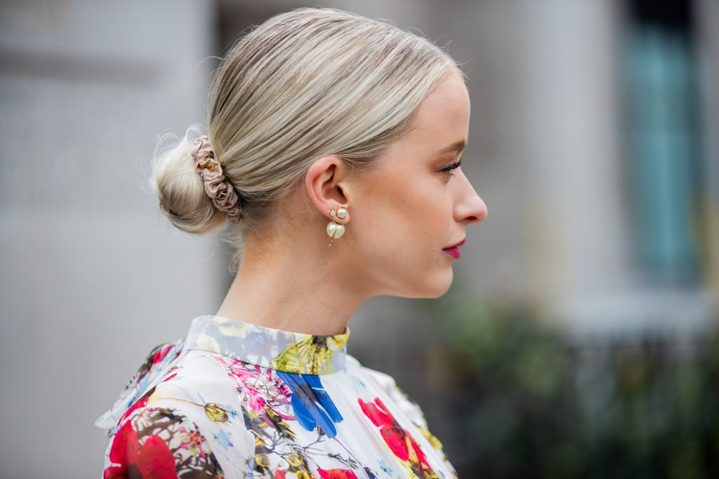 Wet Hair Buns Are the Ultimate Lazy Summer Hairstyle