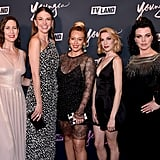 Younger Cast at Season 5 Premiere Party in NYC 2018