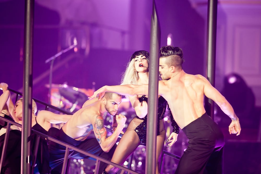 See Pictures From Lady Gaga's Sydney Monster Hall Show!