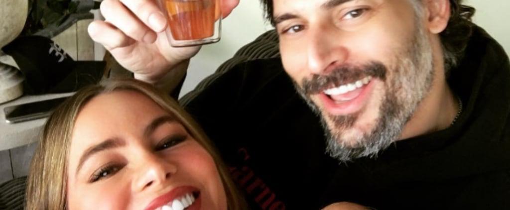 Sofia Vergara and Joe Manganiello Instagram Photo May 2016