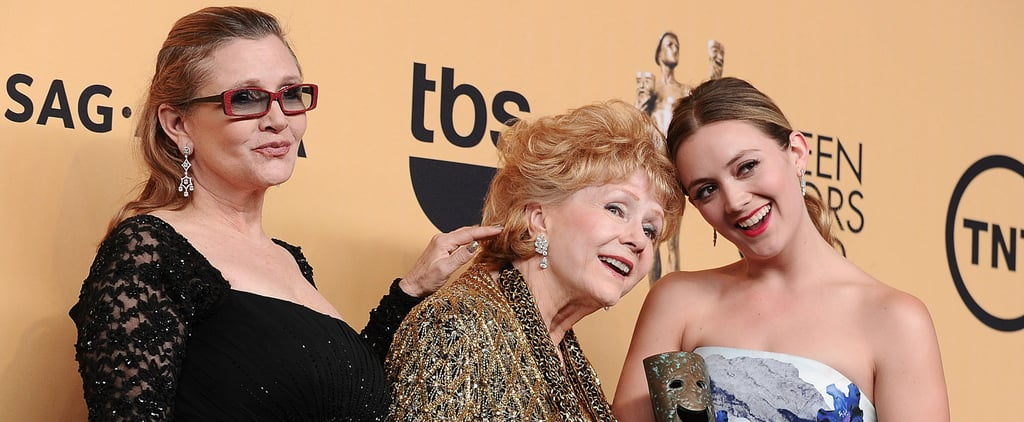 A Look Back at the Unbreakable Bond Between Debbie Reynolds, Carrie Fisher, and Billie Lourd