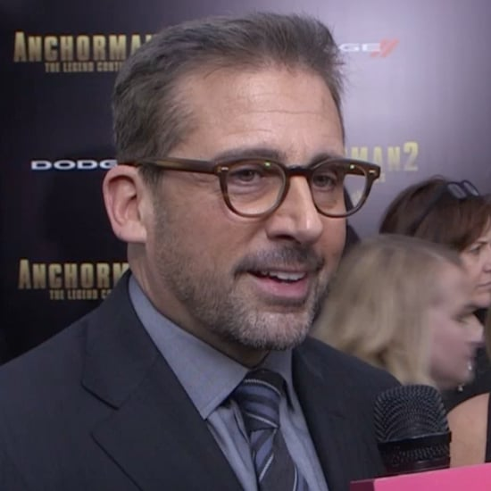 Steve Carell Interview at Anchorman 2 Premiere | Video