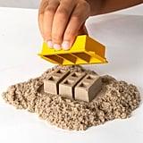 Kinetic Sand Dig & Demolish