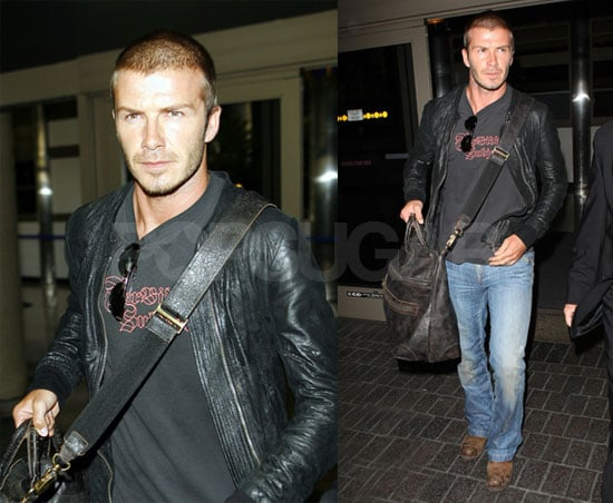 Bringing Back Friday Manjoyment, Beckham Style