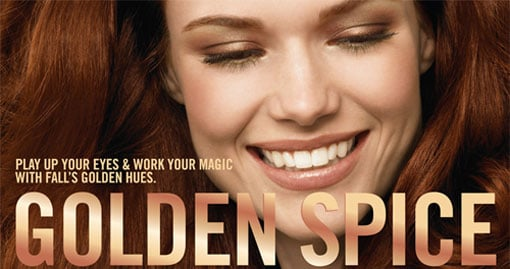 Coming Soon: Flirt! Cosmetics Fall 2007 Golden Spice Collection