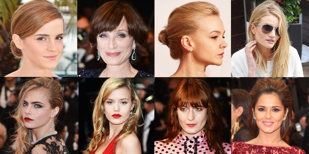 A Roundup of the Best British Beauty Looks From Cannes