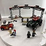 Lego Speed Champions Mini Cooper S Rally and 2018 Mini J