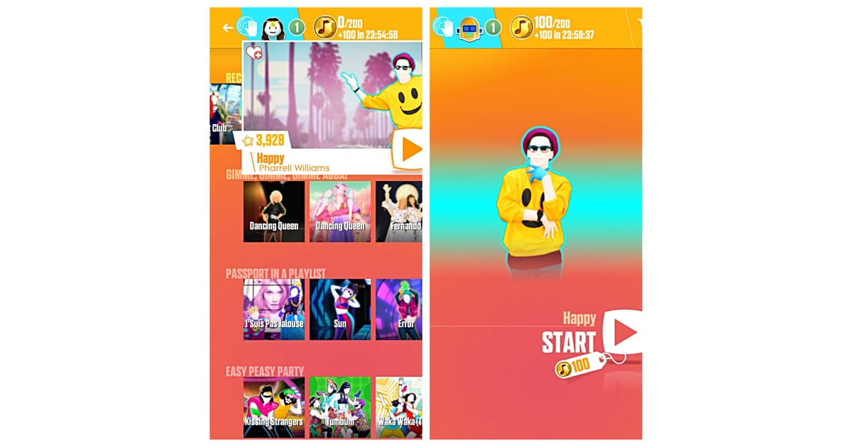 Just Dance Now | 15 Free Fitness Apps to Kick-Start Your