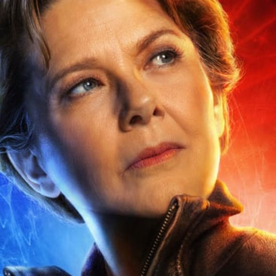 Who Does Annette Bening Play in Captain Marvel?