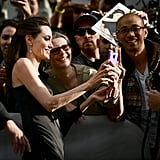 Five: The number of films Angelina has directed, including Unbroken, By the Sea, and the acclaimed 2017 thriller First They Killed My Father. 10: Number of major awards for which First They Killed My Father was nominated. 1928: The year that Christine Collins, a Los Angeles mother, lost her son, a story told by Angelina Jolie and Clint Eastwood in 2008's The Changeling.
