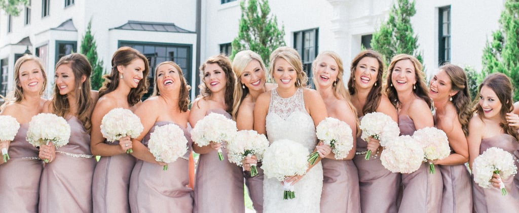Why It's OK to Have a Lot of Bridesmaids