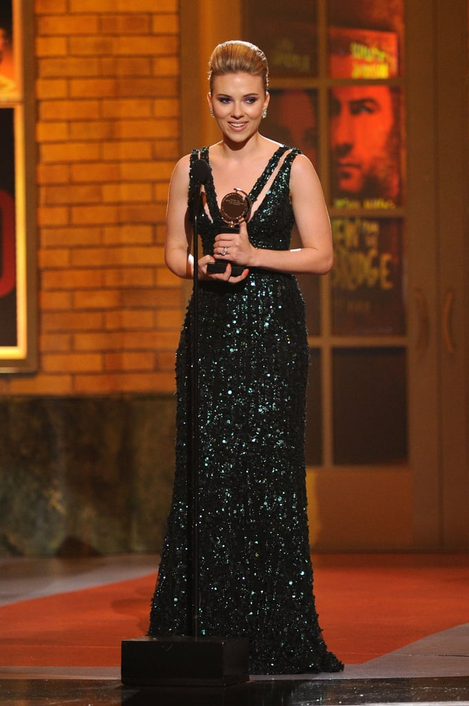 Pictures of 2010 Tony Awards