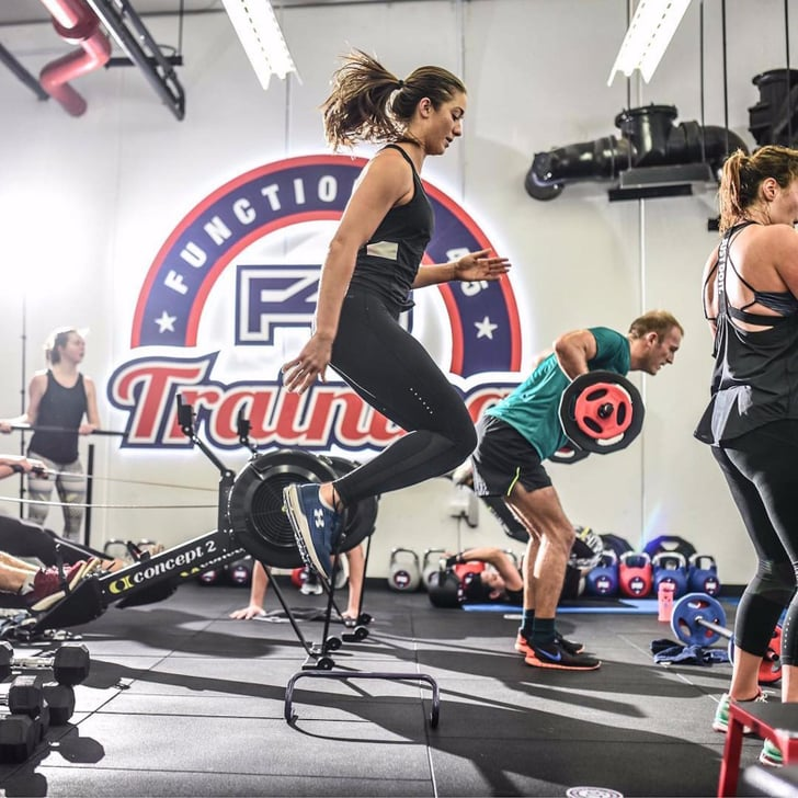 What Is the F45 Challenge? | POPSUGAR Fitness