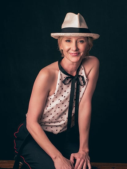 Anne Heche Talks Playing Husband and Wife with Real-Life Partner James Tupper in New TV Series: We're 'Family People'