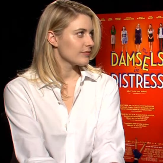Greta Gerwig Damsels in Distress Interview