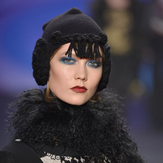 Anna Sui Fall 2014 Hair and Makeup | Runway Pictures