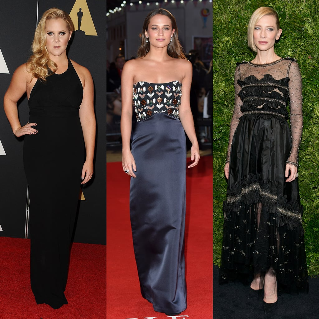 Most Stylish Golden Globes Nominees 2016