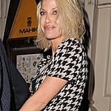 Sarah Harding Takes a Night Off From Wedding Planning to Party