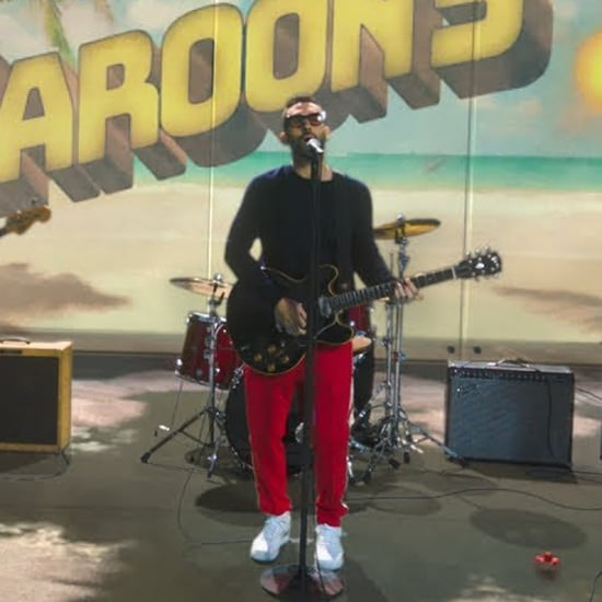 "Maroon 5 ""Three Little Birds"" Bob Marley Cover Video"