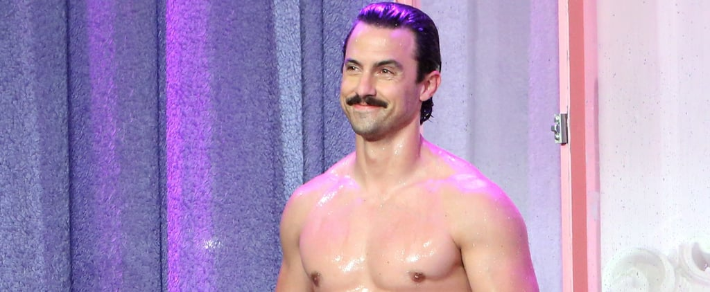 Milo Ventimiglia Shirtless Pictures