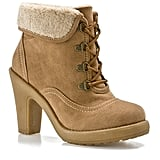 I love the rugged nature, and price, of this Jellypop Jayne Bootie ($50).