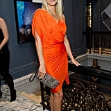 Gwyneth Paltrow in Lanvin at a Coach dinner.