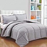Chezmoi Collection Down-Alternative Comforter Set