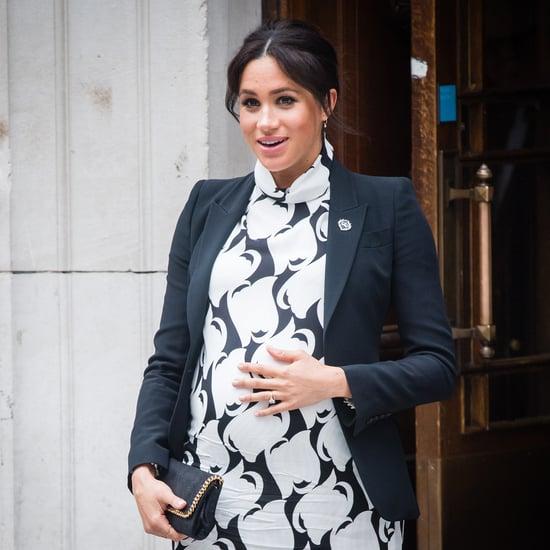 How Meghan Markle's Pregnancy Broke Royal Tradition