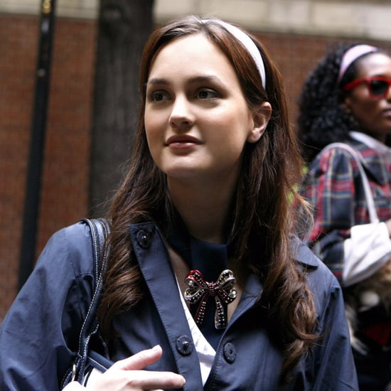 Leighton Meester Talks About Gossip Girl September 2018