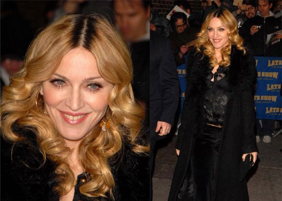 Madonna Continues to Talk About Adoption