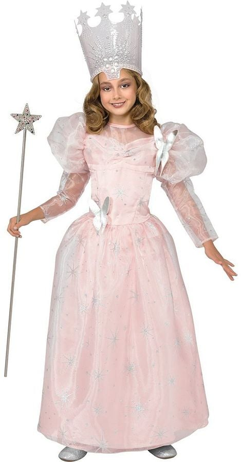 Wizard of Oz Glinda the Good Witch Deluxe Costume