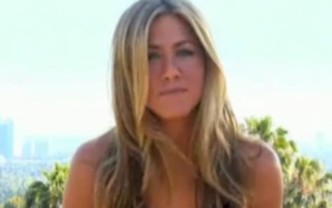 Jennifer Aniston Talks About Yoga