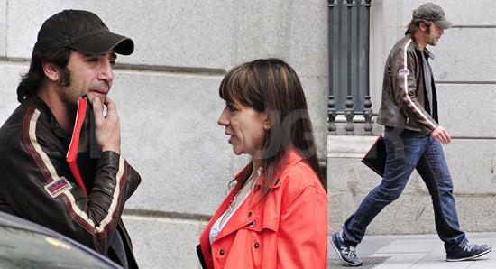 Photos of Javier Bardem, Trailer for Vicky Christina Barcelona
