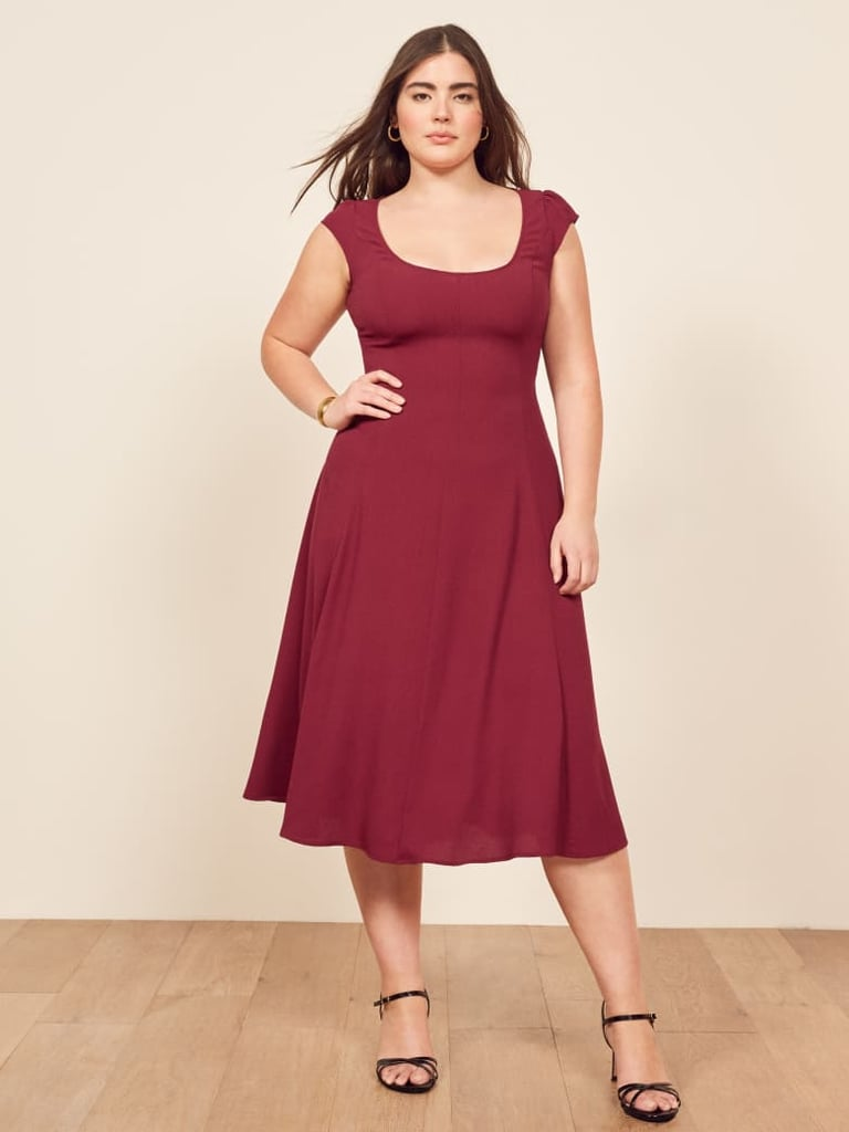 Reformation Candelabra Dress