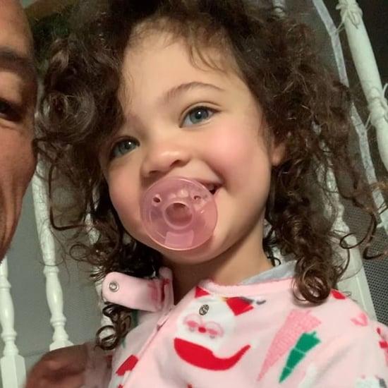 Pictures of Dwayne Johnson's Daughter Jasmine