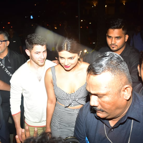 Nick Jonas and Priyanka Chopra in India June 2018