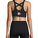 Calvin Klein Strappy Back Sports Bra