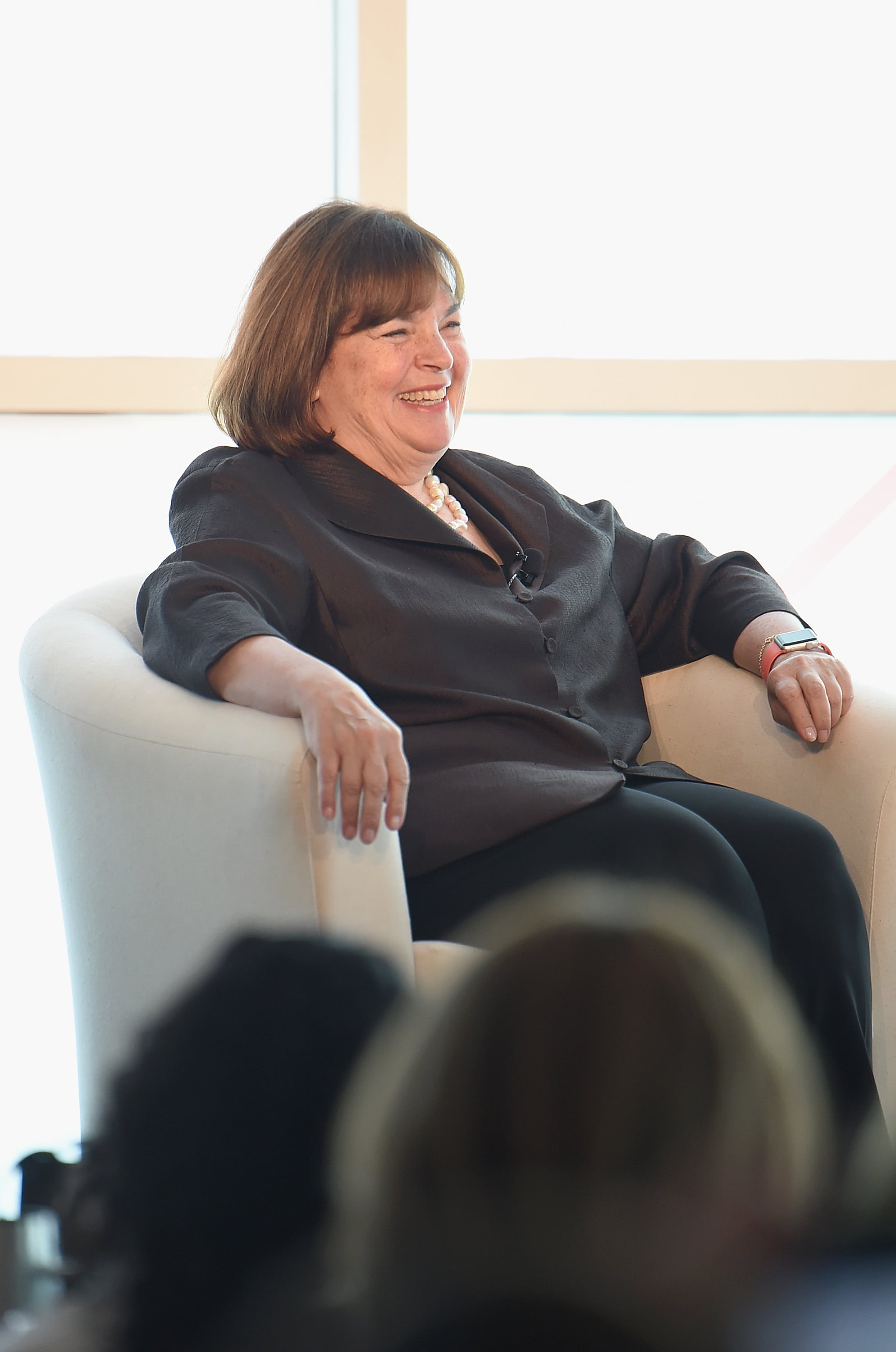 Ina Garten Food Network Interview 2016 Popsugar Food