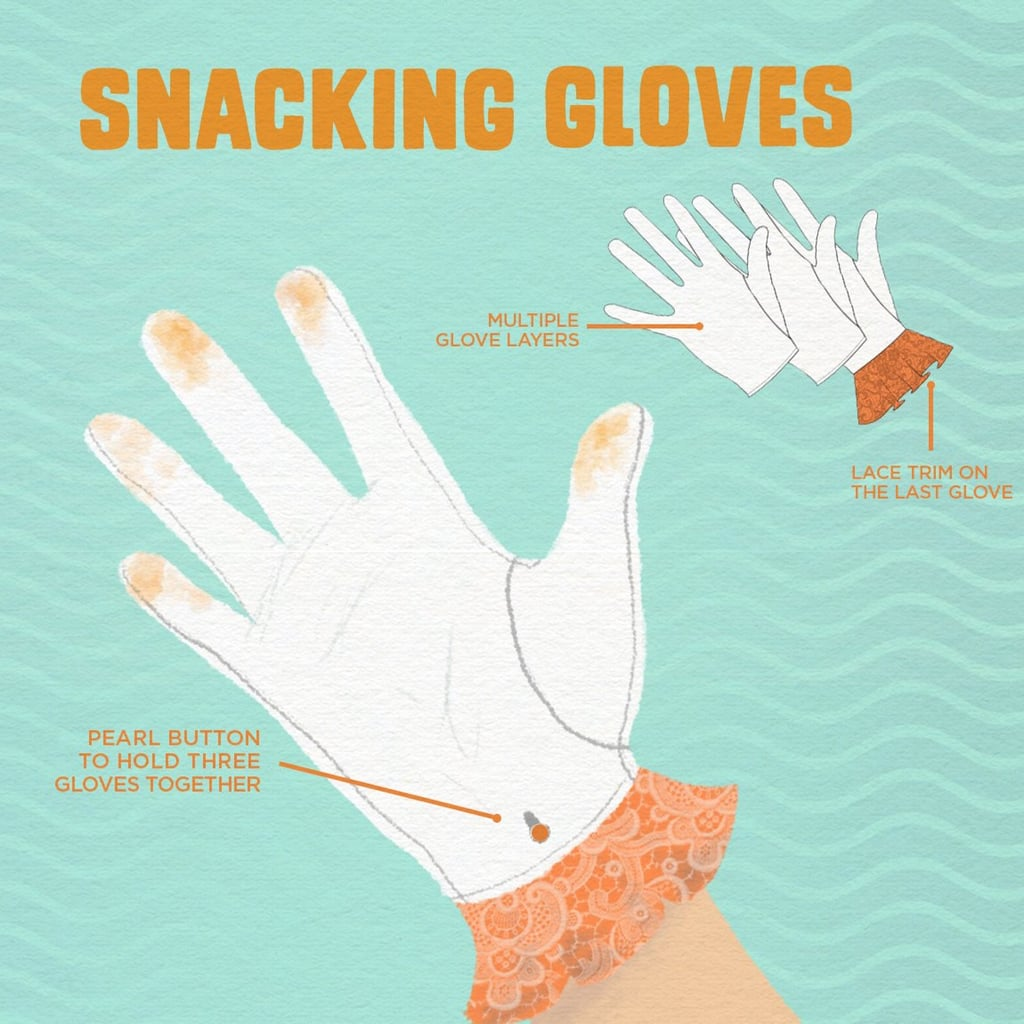 Snacking Gloves