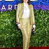 Tina Fey at the 2019 Tony Awards