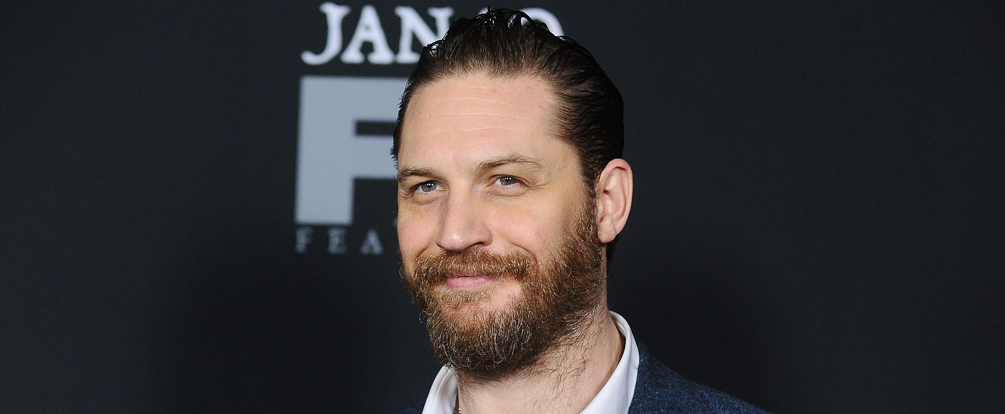 Listen to Tom Hardy's M&S 2020 Christmas Advert