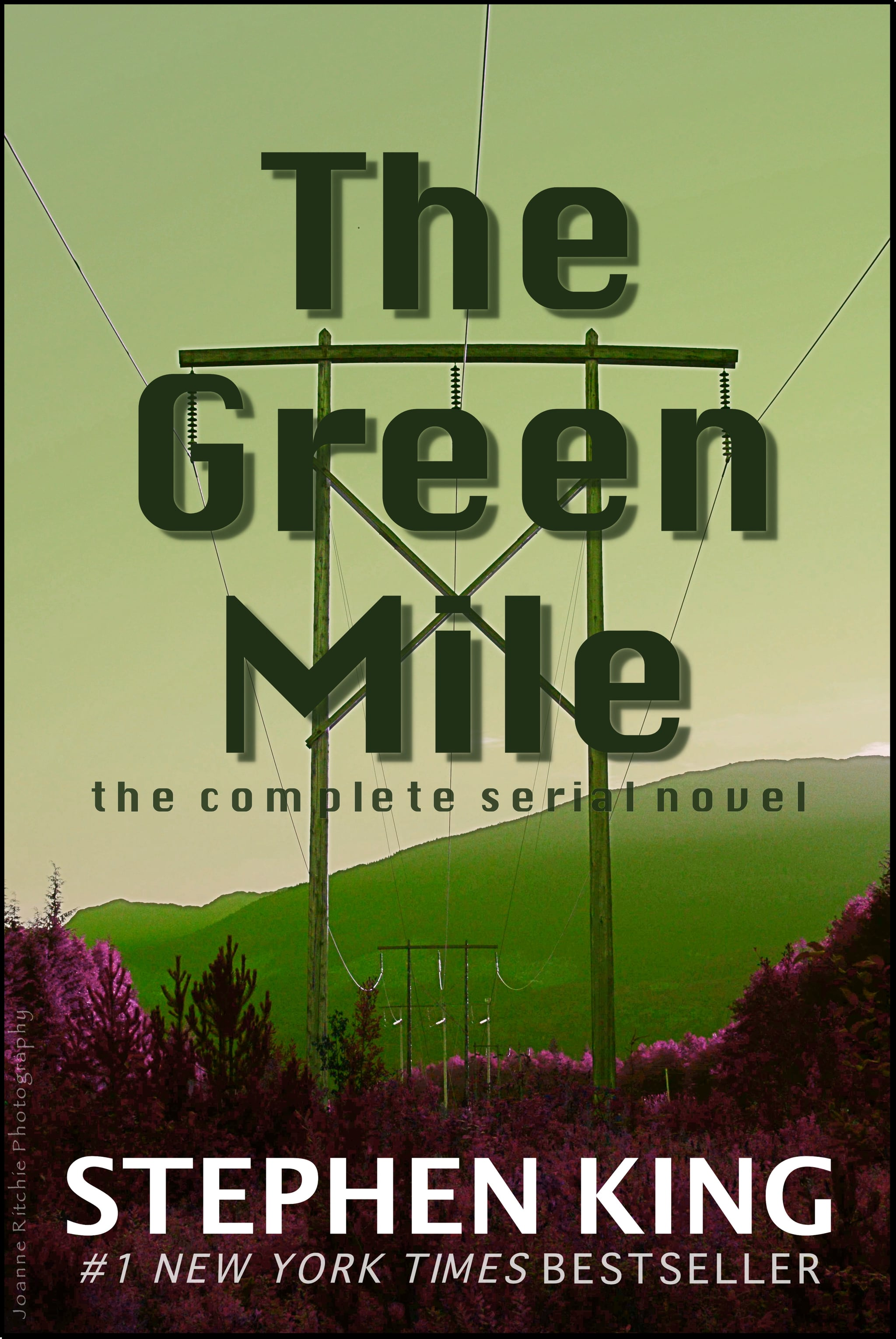 an analysis of the book the green mile by stephen king In the green mile,  chapter analysis of the green mile click on a plot link to find similar books  stephen king books note:.