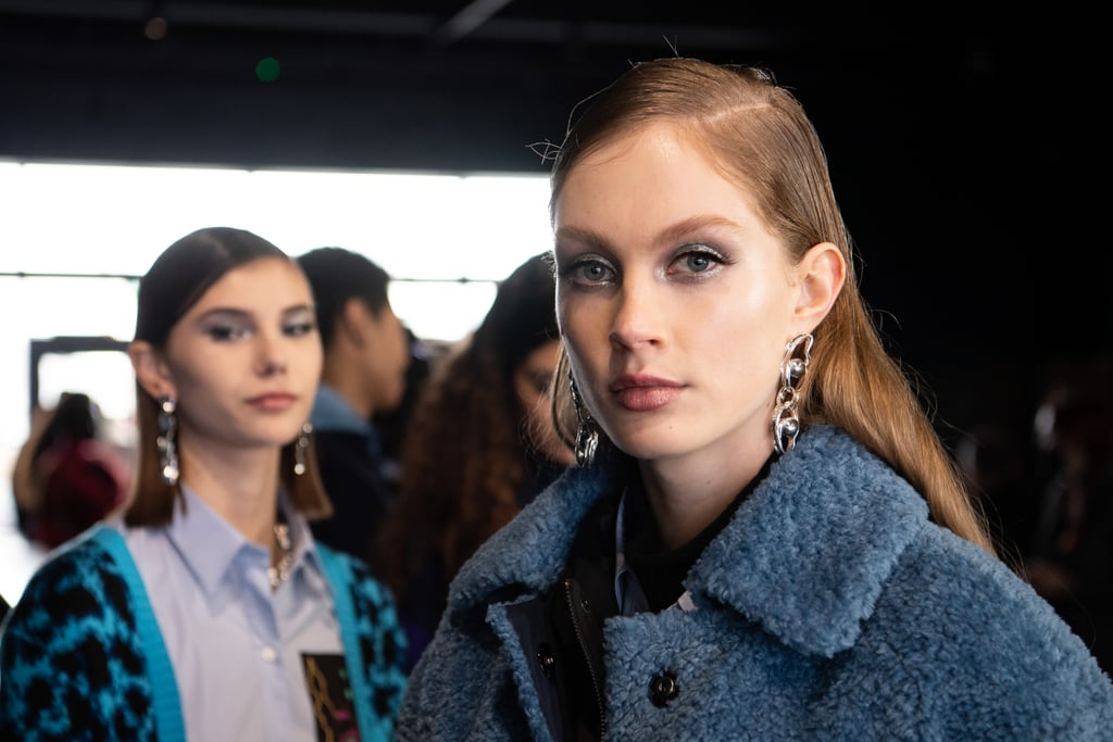 London Fashion Week February 2021 Best Hair and Makeup Looks