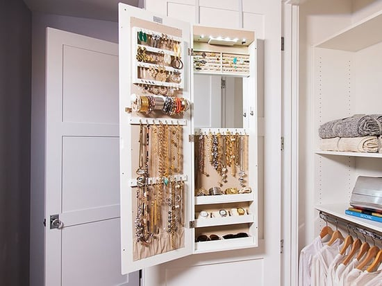 WATCH AND SHOP: The Easiest Way to Organize Jewelry