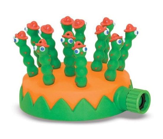 Grub Scouts Sprinkler