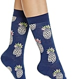 Happy Socks Pineapple Print Socks