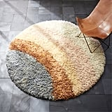 Be Who We Are Natural Shag Rug ($699-$1,199)