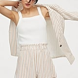 H&M Wide-Cut Shorts