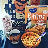 Halloween food and lifestyle inspiration