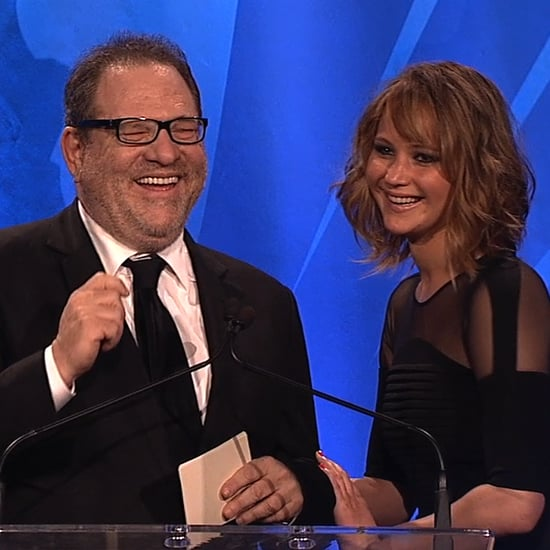 Jennifer Lawrence GLAAD Media Awards | Video